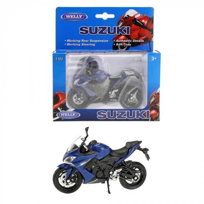 SUZUKI 2017 GSX-S1000F SCARA 1 LA 18