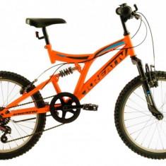 Bicicleta Copii Kreativ 2041 Portocaliu Aprins 20