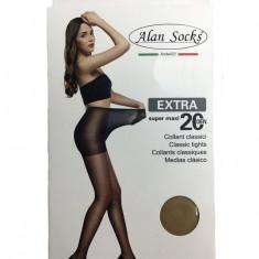 Ciorapi tip pantalon,model simplu 20 DEN,nature