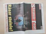 gazeta sporturilor 17 octombrie 2006-meciul steaua-real madrid-liga campionilor