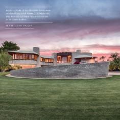 Calendar de perete 2018 - 16 luni - Frank Lloyd Wright | Galison