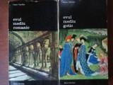 Evul mediu romanic, Evul mediu gotic- Henri Focillon