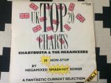 Chartbusta the megamixers 1991 uk top 20 charts vol. 1 disc vinyl lp muzica pop, VINIL, electrecord