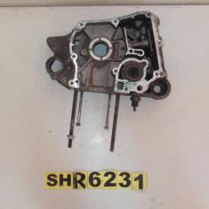 Carter bloc motor lateral generator Aprilia Leonardo 125 150cc