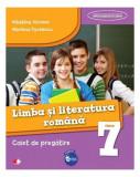 Limba și literatura română. Caiet de pregătire. Clasa A VII-A