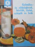 Gyomolcs- es zoldseglevek husitok italok szorpok es teak (37) - Schveiger Agnes'