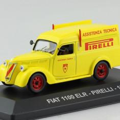 Macheta Fiat 1100 ELR  Pirelli - 1952 scara 1:43 IXO