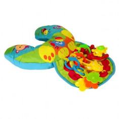 Perna pentru bebelusi cu jucarii, multicolor