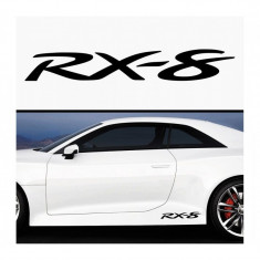 Sticker prag RX-8 (set 2 buc)