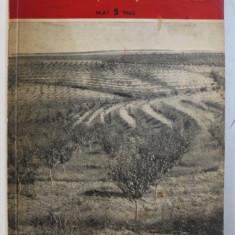 GRADINA , VIA SI LIVADA - REVISTA DE STIINTE SI PRACTICA HORTI - VITICOLA , ANUL XI , NR. 5 , MAI , 1962