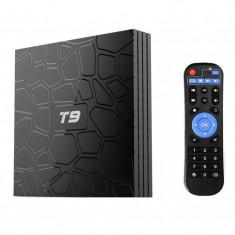 Mini PC TV Box T9 Android 8.1 UltraHD 4k, 4GB Ram DDR3, 32GB ROM, Wi-fi, Quad-Core CPU, Octa-Core GPU