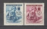 Boemia si Moravia.1942 Crucea Rosie  MB.740