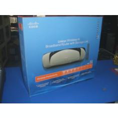 Router Linksys wireless-N broadband WRT160NL
