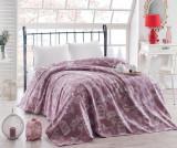 Cuvertura Pique Samyeli Lilac 160x235 cm