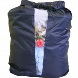 Sac impermeabil BushCraft, pentru haine sau documente, 60l
