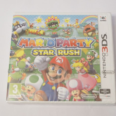 Joc Nintendo 3DS - Mario Party Star Rush  - sigilat