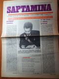 saptamana 25 martie 1983-articol de corneliu vadim tudor