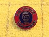 "Insigna fotbal - CS ""UNIREA"" TARLUNGENI"