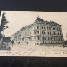 Timisoara 1904, Circulata, Fotografie
