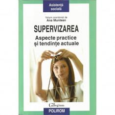 Supervizarea - Ana Muntean