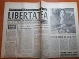 Ziarul libertatea 7 - 8 noiembrie 1990- brancus triumfa la new york