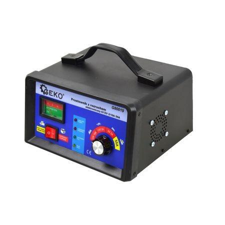 Redresor acumulatori auto, cu functie de pornire E 6/12V 2/10A 55