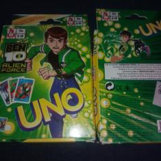 Joc de carti UNO Ben10