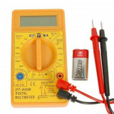 Cumpara ieftin Multimetru digital Wert W2450, DC-AC, 500 V