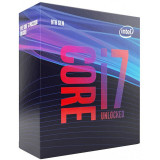 Procesor i7-9700K, Coffee Lake, 3.6 GHz - Max Turbo: 4.90 GHz, 8 Cores, LGA1151, Intel