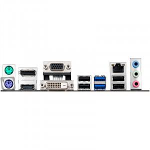 GARANTIE! Placa de baza ASUS B85M-E LGA1150 Intel Gen 4 USB 3.0 SATAIII HDMI DP