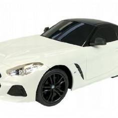 BMW Z4 1:18 2.4GHz RTR - alb cu telecomanda