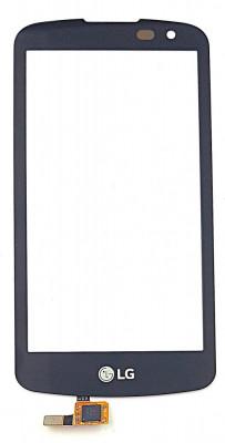 Touchscreen LG K4 Dual BLACK foto