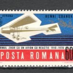 Romania.1970 60 ani zborul lui H.Coanda  HR.191