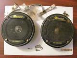 CY - Pereche boxe audio mai vechi DOMOTEC neprobate 3 w 13 cm, 1-40W