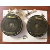 CY - Pereche boxe audio mai vechi DOMOTEC neprobate 3 w 13 cm
