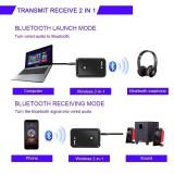 Transmitator si Receptor Bluetooth Audio jack 3,5mm