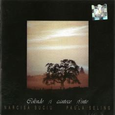 Caseta Narcisa Suciu / Paula Seling – Colinde Și Cântece Sfinte , originala