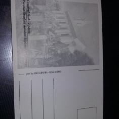 Carte postala veche,CIMITIRULVESEL-SAPANTA-PAROHIA MARAMURES,T.GRATUIT