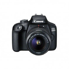 Canon EOS 4000D cu Obiectiv 18-55mm DC III