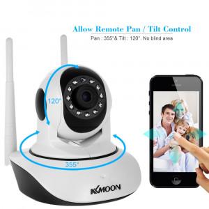 Camera supraveghere de interior cu WIFI, camera baby monitor