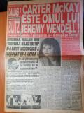 ziarul blitz nr 16-art despre shanne dorothy,anthony quinn,madona,m. jackson