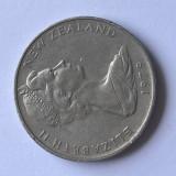 T984 NOUA ZEELANDA 20 centi 1979