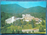 393 - Poiana Brasov, Hotelurile Ciucas si Alpin / cp circulata, Necirculata, Fotografie