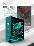 Pachet Jocurile Foamei 3 vol. + Balada șerpilor și a păsărilor cântătoare, Armada