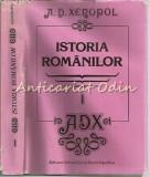 Istoria Romanilor II - A. D. Xenopol, A.D. Xenopol