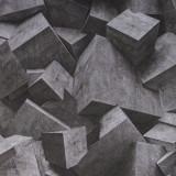 Tapet 3D Hexagone L50519