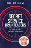 Secret Service Brainteasers Do you have what it takes to be a spy?