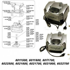 JBL Pump head Greenline CP e1901, 6022700, Capac motor