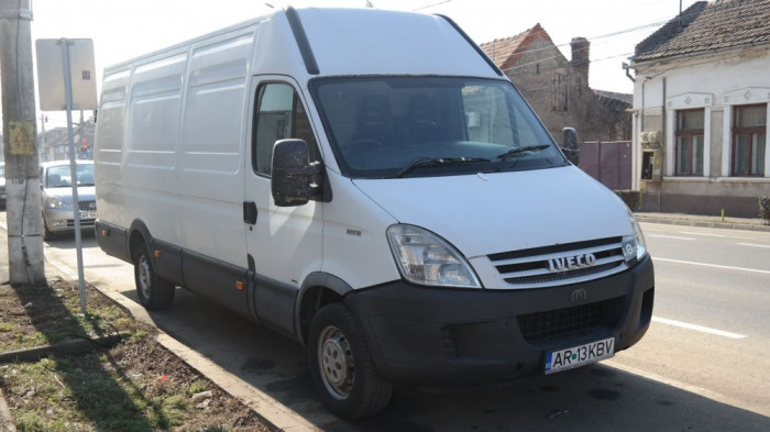 Iveco Daily 35s12 maxi lung, 2.3 HPI Diesel, an 2009