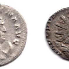 Imperiul Roman Lot 2 Antoniniani Argint